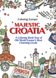 Coloring Europe: Majestic Croatia
