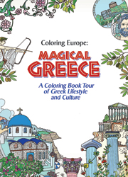 Coloring Europe: Magical Greece